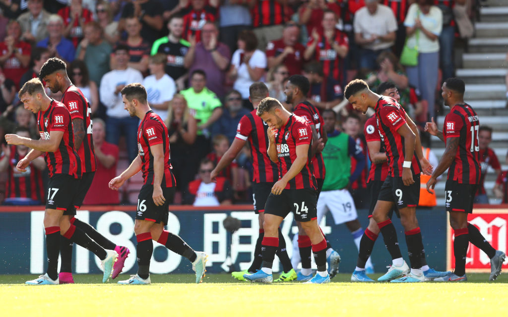 AFC Bournemouth v Everton FC - Premier League