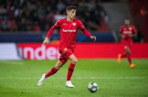 Kai Havertz, Leverkusen