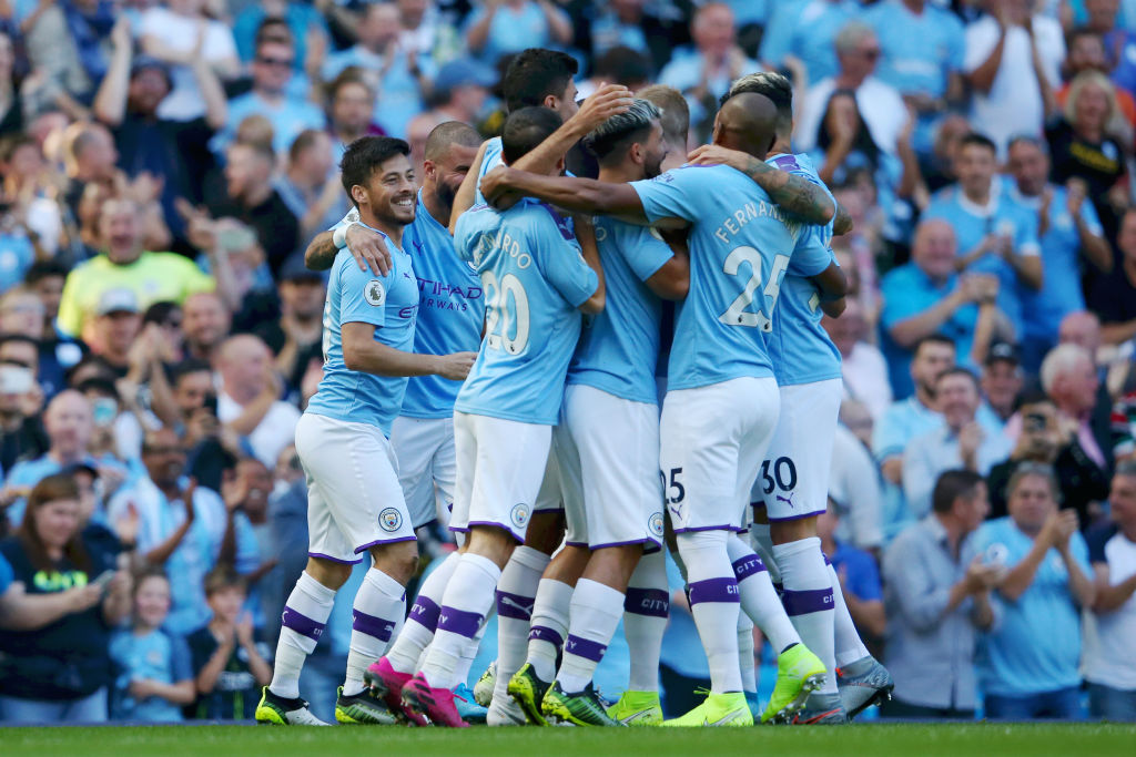 Manchester City v Watford FC - Premier League