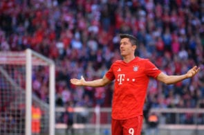 Robert Lewandowski, Bayern Munich