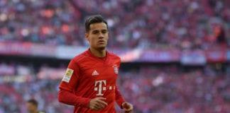Coutinho, Bayern