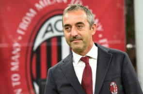 Marco Giampaolo. AC Milan