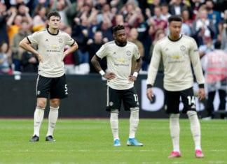 Manchester United, West Ham, Jose Mourinho, Premier League