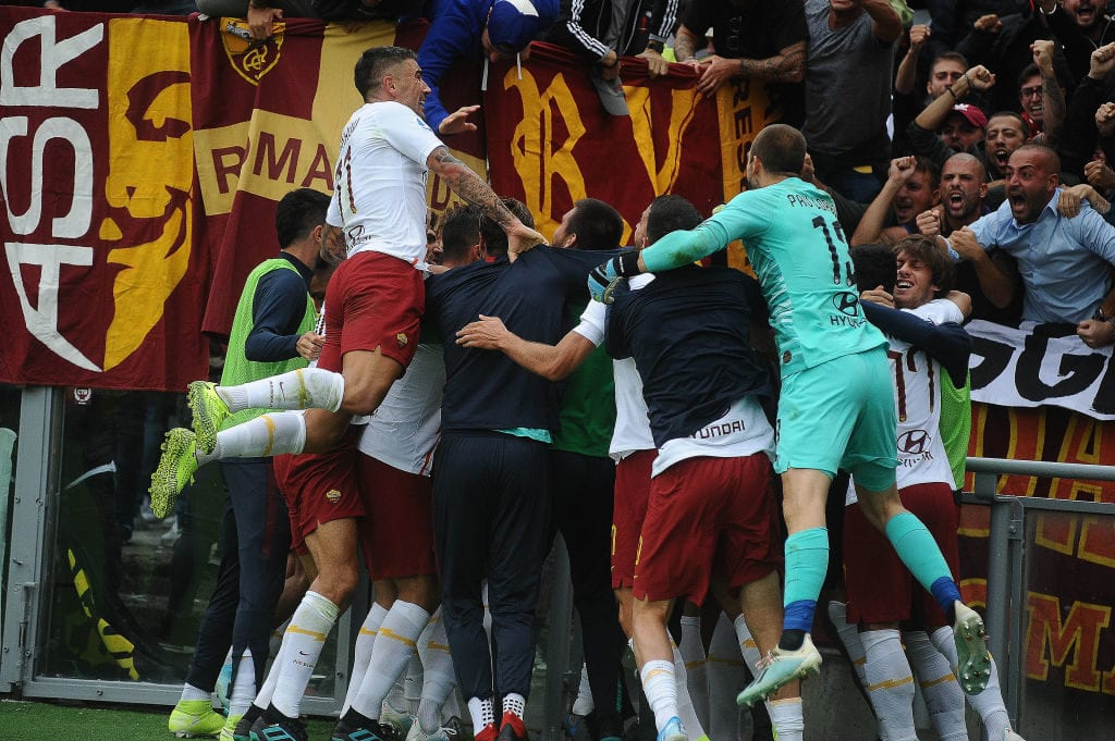 Edin Dzeko, AS Roma, Serie A, Bologna