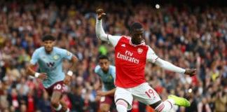 Pepe, Arsenal