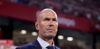 Zinedine Zidane, Real Madrid, La Liga