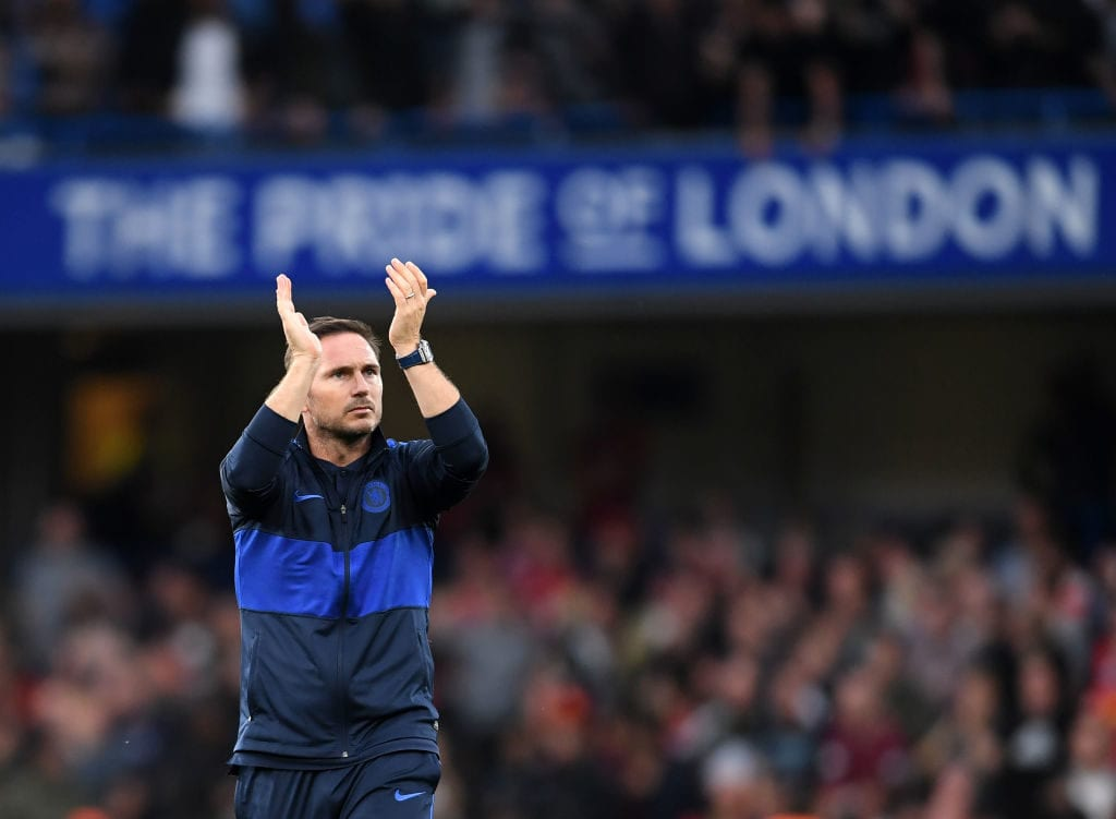 Frank Lampard, Chelsea, Manchester United