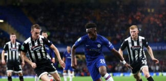 Callum Hudson-Odoi, Chelsea, Frank Lampard