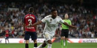 Rodrygo Goes, Real Madrid, derby