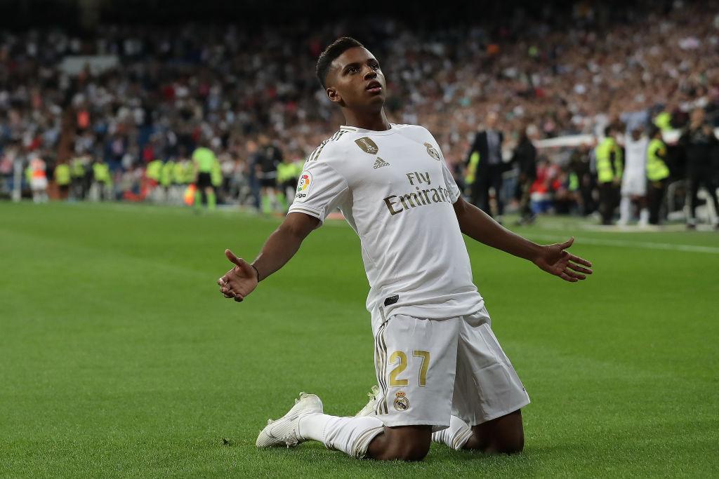 Rodrygo Goes, Real Madrid, Ronaldo