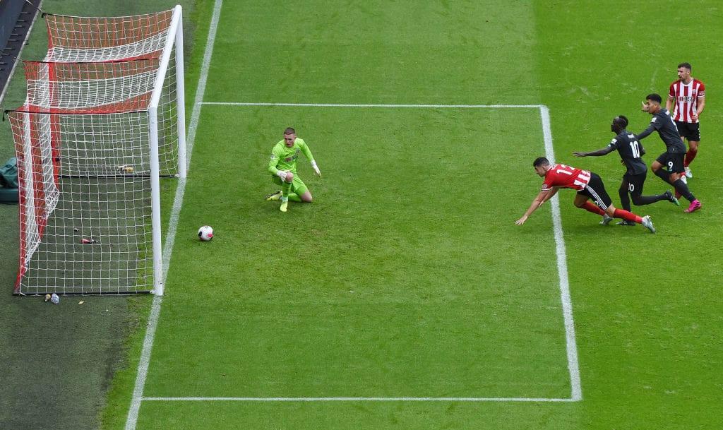 Dean Henderson, Sheffield United, Liverpool
