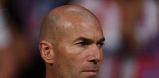 Zinedine Zidane, Real Madrid, Atletico Madrid