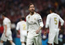 Sergio Ramos, Real Madrid, Atletico Madrid