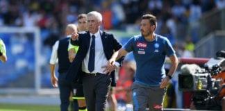 Carlo Ancelotti, Napoli, Brescia