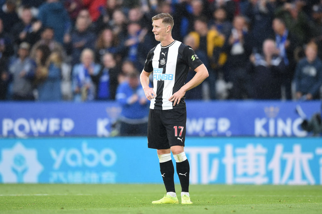 newcastle united v leicester