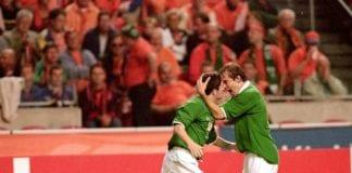 Robbie Keane, Jason McAteer