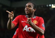 Anderson, Manchester United