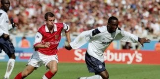 Nigel Winterburn, Arsenal, Premier League