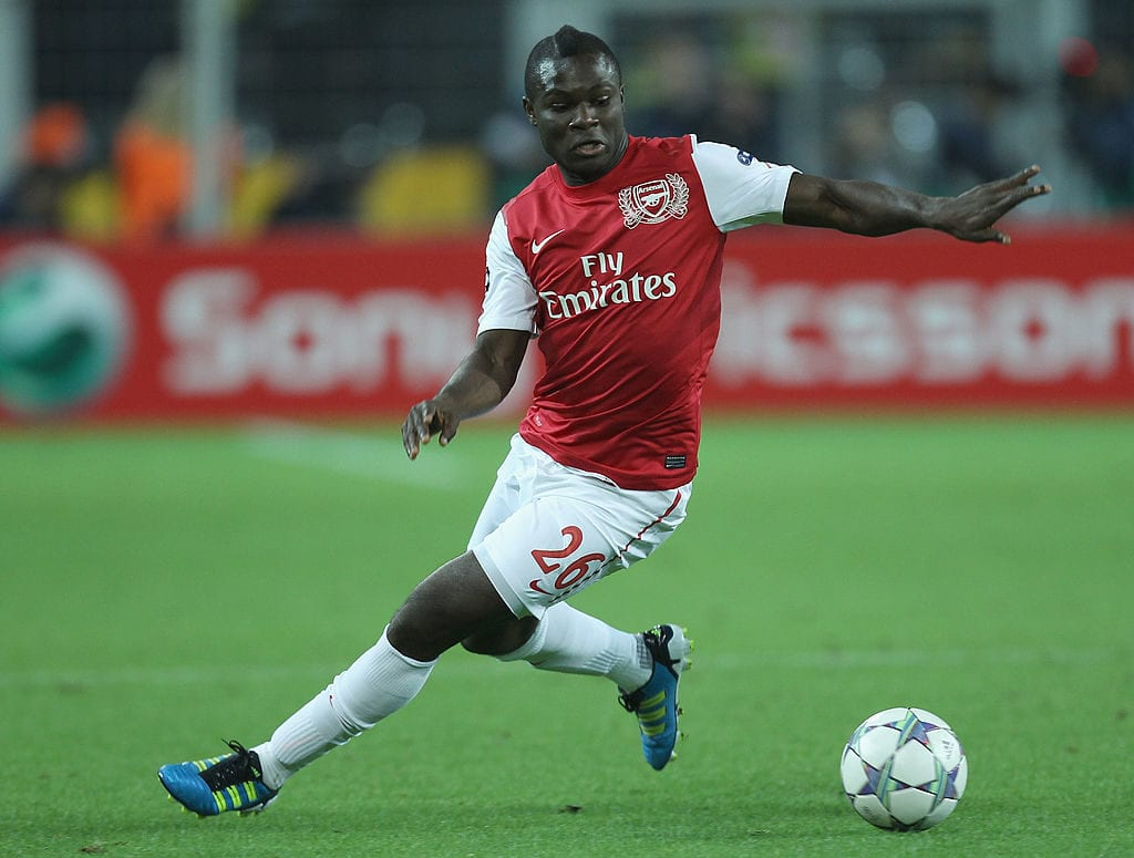 Emmanuel Frimpong, Arsenal