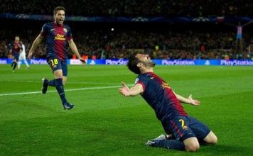 David Villa, FC Barcelona