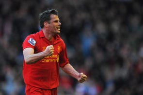 Jamie Carragher, Liverpool