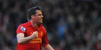Jamie Carragher, Liverpool