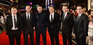 Manchester United, class of 92