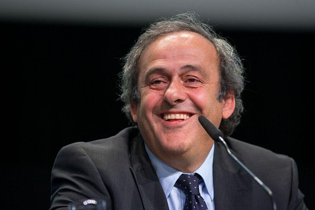 Michel Platini, FIFA, UEFA