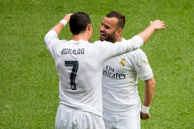 Jese Rodriguez, Real Madrid