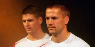 Steven Gerrard, Michael Owen