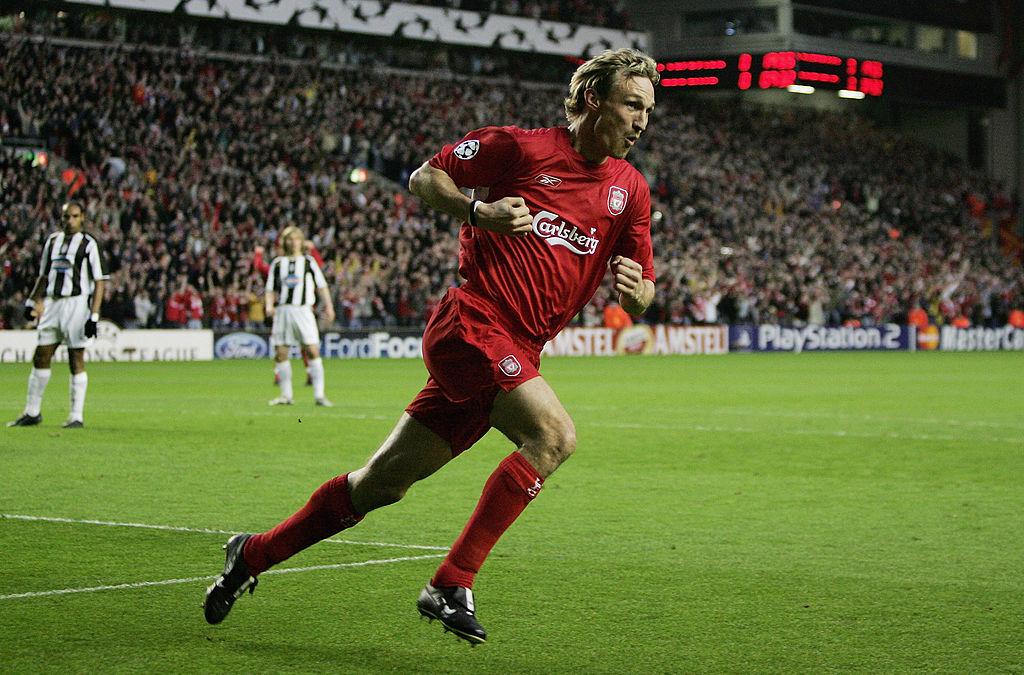 Sami Hyypia, Liverpool, United