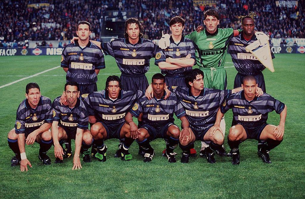Ze Elias, Inter Milan, Serie A, Ronaldo