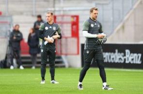 Germany, Manuel Neuer, Marc-Andre ter Stegen,