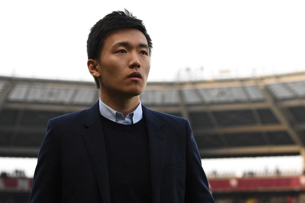 Steven Zhang, ECA, Inter Milan