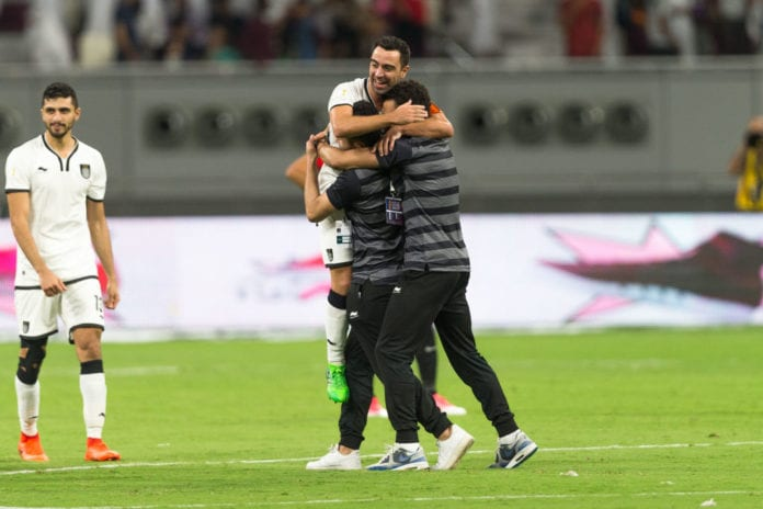 best cheap 81ea6 62afb Xavi's Al Sadd reach semi-finals of the Champions League ...