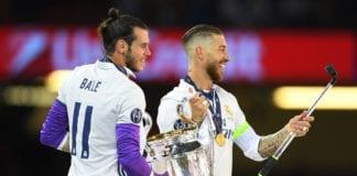 Gareth Bale, Sergio Ramos, Real Madrid