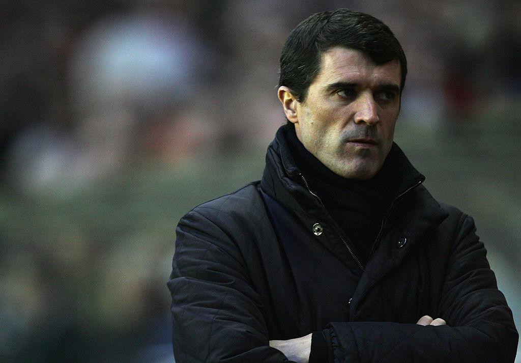 Roy Keane, Manchester United, Ireland