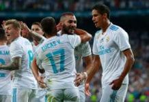 Raphael Varane, Karim Benzema, Real Madrid