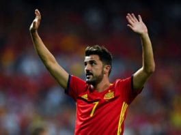 David Villa, Spain