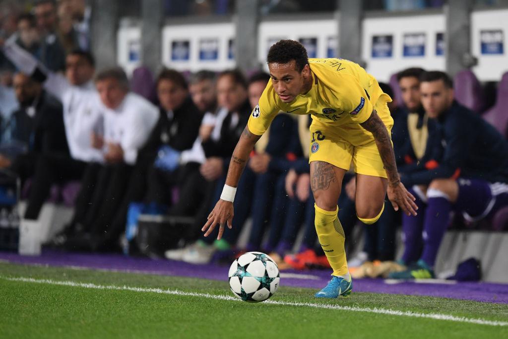 Neymar, PSG, Ligue 1