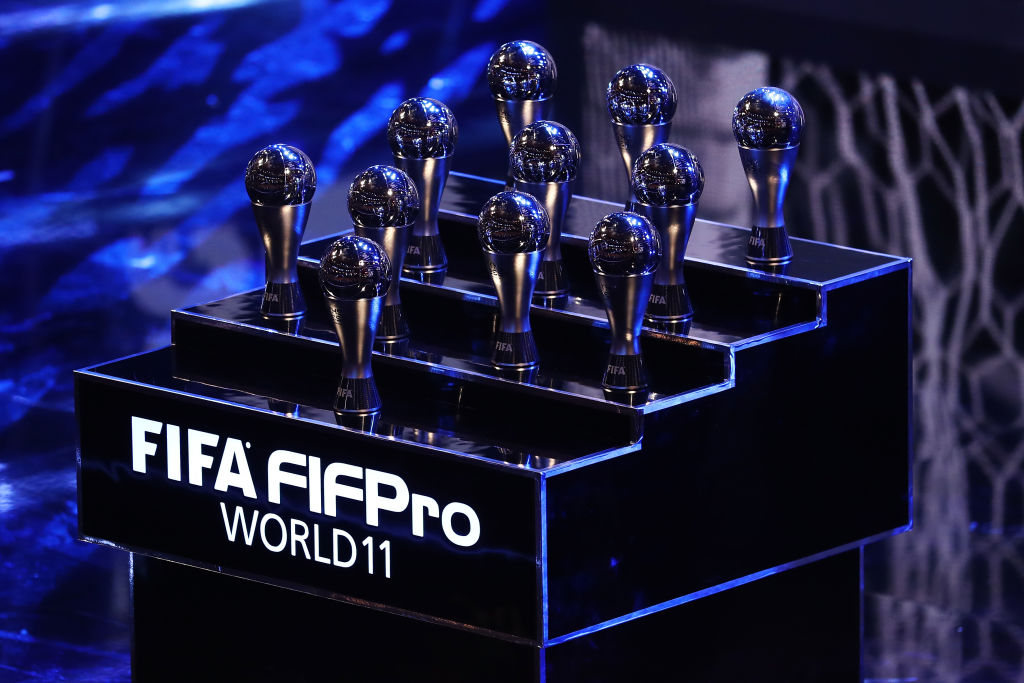 FIFA Fifpro 11