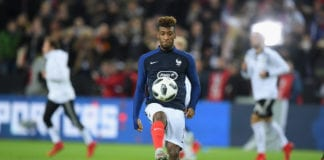 Kingsley Coman, France