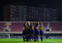 Barcelona Women's