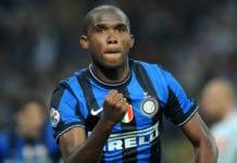 Samuel Eto'o, Inter Milan, Barcelona,