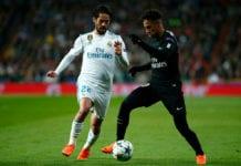 Real Madrid v Paris Saint-Germain - UEFA Champions League Round of 16: First Leg
