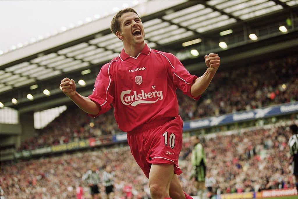 Michael Owen, Liverpool