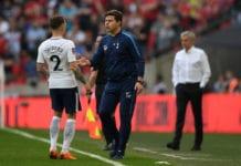 Kieran trippier, Mauricio Pochettino, Tottenham Hotspurs