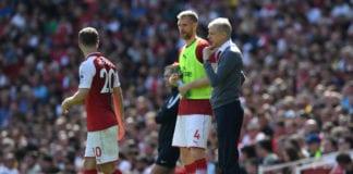 Mertesacker, Arsenal