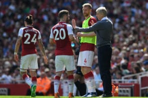Arsene Wenger, Arsenal, Premier League, Per Mertesacker