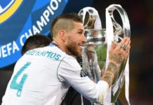 Sergio Ramos, Champions League, Real Madrid